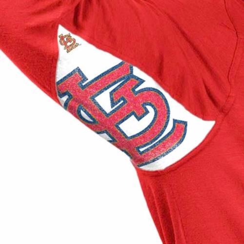 HANDS HIGH カーディナルス スリーブ Tシャツ 赤 レッド St. メンズファッション トップス カットソー メンズ 【 St. Louis Cardinals Long Sleeve T-shirt - Red 】 Red