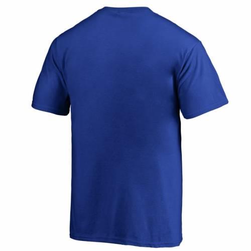 NFL PRO LINE BY FANATICS BRANDED ボルティモア レイブンズ 子供用 ウェーブ ウェイブ Tシャツ キッズ ベビー マタニティ トップス ジュニア 【 Baltimore Ravens Youth Banner Wave T-shirt - Royal 】 Royal