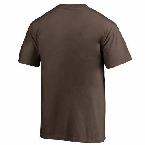 NFL PRO LINE BY FANATICS BRANDED クリーブランド ブラウンズ 子供用 Tシャツ 茶 ブラウン キッズ ベビー マタニティ トップス ジュニア 【 Cleveland Browns Youth Arriba T-shirt - Brown 】 Brown