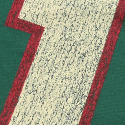CCM ミネソタ ワイルド スリーブ Tシャツ 緑 グリーン メンズファッション トップス カットソー メンズ 【 Zach Parise Minnesota Wild Name And Number Long Sleeve T-shirt - Green 】 Green