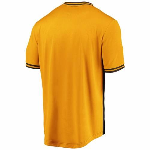 マジェスティック MAJESTIC パドレス クーパーズタウン コレクション ブイネック Tシャツ メンズファッション トップス カットソー メンズ 【 San Diego Padres Good Graces Cooperstown Collection V-neck
