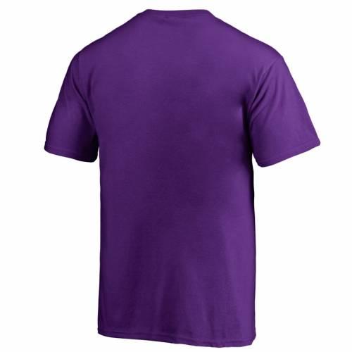 NFL PRO LINE BY FANATICS BRANDED ミネソタ バイキングス 子供用 Tシャツ 紫 パープル キッズ ベビー マタニティ トップス ジュニア 【 Minnesota Vikings Youth Against The World T-shirt - Purple 】 Purple
