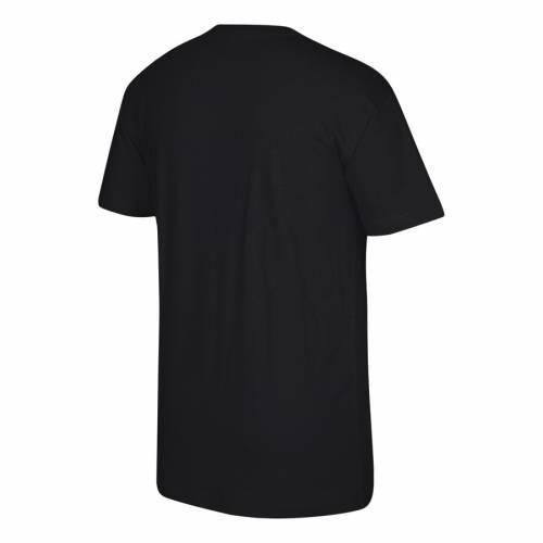 ミッチェル&ネス MITCHELL & NESS トロント ラプターズ Tシャツ 【 TORONTO RAPTORS HARDWOOD CLASSICS HOMETOWN ALL OVER TSHIRT BLACK 】 メンズファッション トップス カットソー 送料無料
