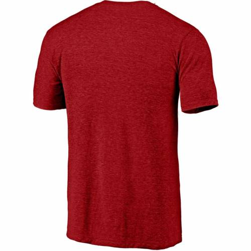 NFL PRO LINE BY FANATICS BRANDED フォーティーナイナーズ プロ コレクション Tシャツ 【 SAN FRANCISCO 49ERS HOMETOWN COLLECTION TRIBLEND TSHIRT HEATHERED RED 】 メンズファッション トップス カットソー 送料無