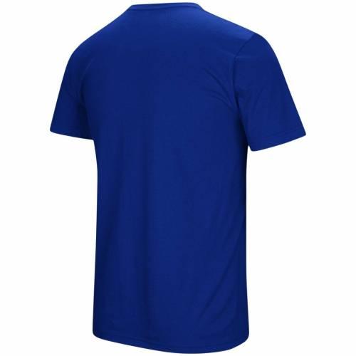 アンダーアーマー UNDER ARMOUR フィラデルフィア フィリーズ パッション ロゴ Tシャツ メンズファッション トップス カットソー メンズ 【 Philadelphia Phillies Passion Alternate Logo T-shirt - Royal 】