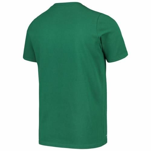 ナイキ NIKE ボストン セルティックス 子供用 チーム アティテュード パフォーマンス Tシャツ 緑 グリーン キッズ ベビー マタニティ トップス ジュニア 【 Boston Celtics Youth Team Attitude Perfo