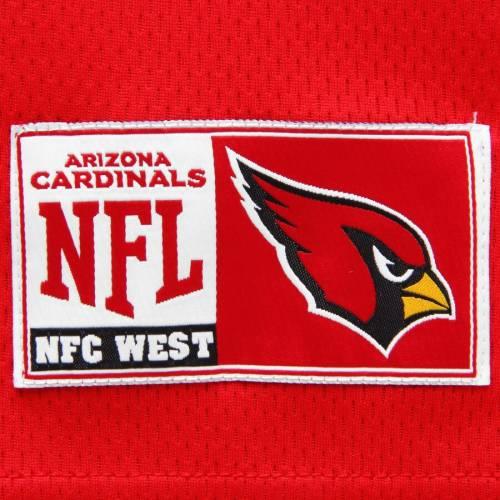 マジェスティック MAJESTIC アリゾナ カーディナルス Tシャツ 赤 カーディナル メンズファッション トップス カットソー メンズ 【 Larry Fitzgerald Arizona Cardinals Hashmark Ii T-shirt - Cardinal 】 Card