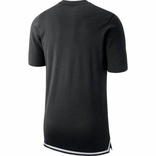 ナイキ NIKE スパーズ シティ Tシャツ 黒 ブラック 【 BLACK NIKE SAN ANTONIO SPURS CITY EDITION HEAVYWEIGHT DNA ESSENTIAL TSHIRT 】 メンズファッション トップス Tシャツ カットソー