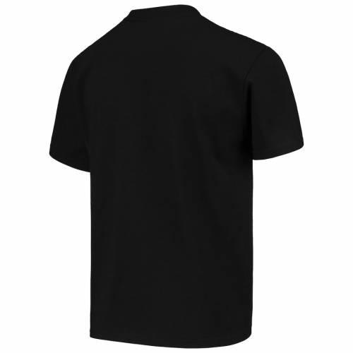 チャンピオン CHAMPION シンシナティ 子供用 ロゴ Tシャツ 黒 ブラック キッズ ベビー マタニティ トップス ジュニア 【 Cincinnati Bearcats Youth Arch Logo T-shirt - Black 】 Black