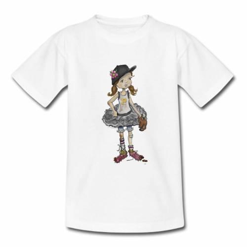 TINY TURNIP ピッツバーグ 海賊団 子供用 Tシャツ 白 ホワイト キッズ ベビー マタニティ トップス ジュニア 【 Pittsburgh Pirates Girls Youth Babes T-shirt - White 】 White