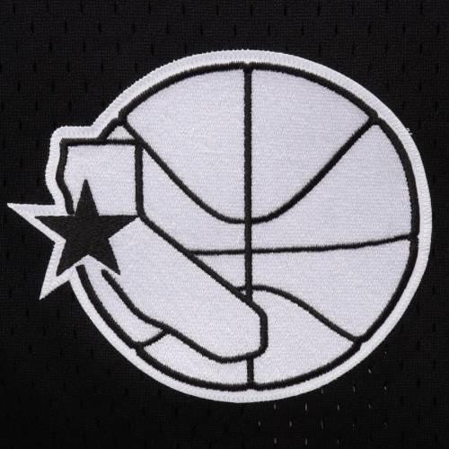 ミッチェル&ネス MITCHELL & NESS スケートボード ウォリアーズ ブイネック Tシャツ 黒 ブラック メンズファッション トップス カットソー メンズ 【 Golden State Warriors Mitchell And Ness V-neck M