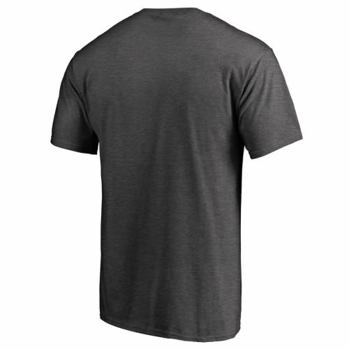 NFL PRO LINE BY FANATICS BRANDED マイアミ ドルフィンズ プロ Tシャツ & 【 MIAMI DOLPHINS WORDMARK BIG TALL TSHIRT HEATHERED GRAY 】 メンズファッション トップス カットソー 送料無料
