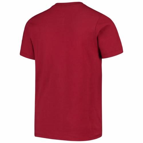 JORDAN BRAND 子供用 サイドライン Tシャツ キッズ ベビー マタニティ トップス ジュニア 【 Oklahoma Sooners Youth Sideline Facility T-shirt - Crimson 】 Crimson