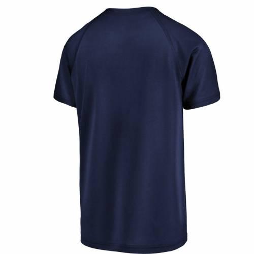 アンダーアーマー UNDER ARMOUR デトロイト タイガース 子供用 クロップ ロゴ Tシャツ 紺 ネイビー キッズ ベビー マタニティ トップス ジュニア 【 Detroit Tigers Youth Crop Logo Synthetic T-shirt - Nav