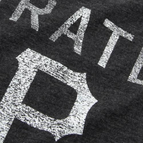 HANDS HIGH ピッツバーグ 海賊団 ハイ Tシャツ 【 PITTSBURGH PIRATES TRIBLEND TSHIRT BLACK 】 メンズファッション トップス カットソー 送料無料