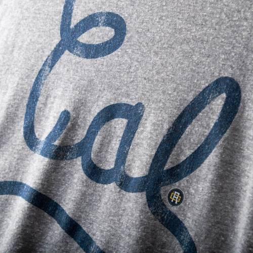 ORIGINAL RETRO BRAND ベアーズ チーム ビンテージ ヴィンテージ Tシャツ 【 BEARS TEAM VINTAGE CAL TRIBLEND TSHIRT HEATHERED GRAY 】 メンズファッション トップス カットソー 送料無料