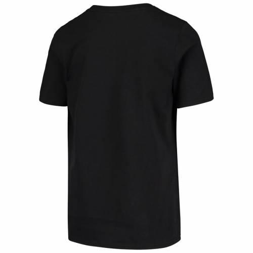 OUTERSTUFF コロラド ロッキーズ 子供用 チーム ロゴ Tシャツ 黒 ブラック キッズ ベビー マタニティ トップス ジュニア 【 Colorado Rockies Youth Primary Team Logo T-shirt - Black 】 Black