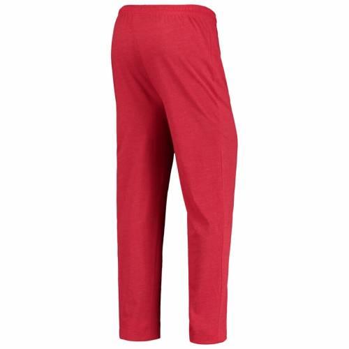 CONCEPTS SPORT Tシャツ & 【 REAL SALT LAKE TSHIRT PANTS SLEEP SET CHARCOAL RED 】 インナー 下着 ナイトウエア メンズ ナイト ルーム パジャマ 送料無料