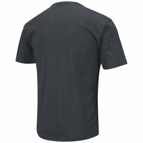 COLOSSEUM オレゴン Tシャツ 【 OREGON DUCKS ARCHOSAURUS TSHIRT BLACK 】 メンズファッション トップス カットソー 送料無料
