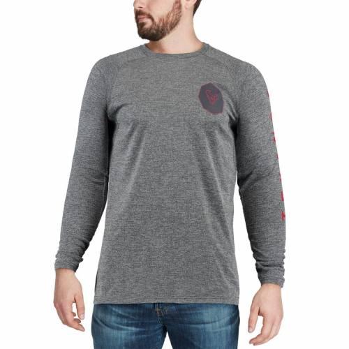 ナイキ NIKE ヒューストン テキサンズ ギア スタジアム スリーブ Tシャツ 紺 ネイビー メンズファッション トップス カットソー メンズ 【 Houston Texans Fan Gear Stadium Long Sleeve T-shirt - Navy 】