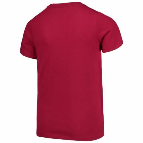 ナイキ NIKE 子供用 Tシャツ 赤 レッド キッズ ベビー マタニティ トップス ジュニア 【 Barcelona Youth Evergreen T-shirt - Red 】 Red