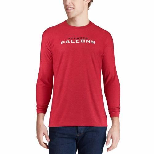 ナイキ NIKE アトランタ ファルコンズ サイドライン スリーブ Tシャツ 赤 レッド メンズファッション トップス カットソー メンズ 【 Atlanta Falcons Sideline Player Long Sleeve T-shirt - Red 】 Red