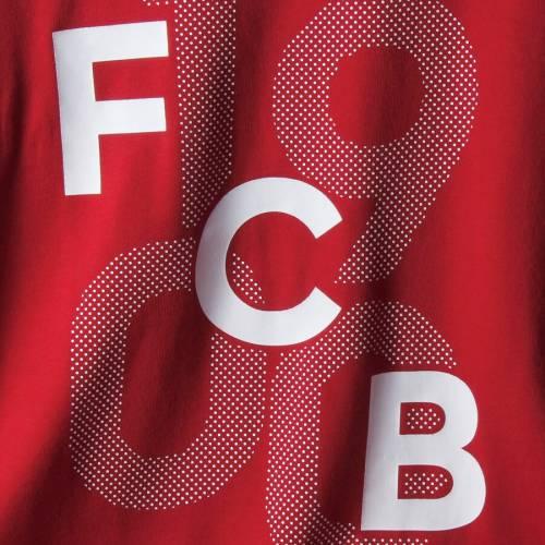 アディダス ADIDAS Tシャツ 赤 レッド メンズファッション トップス カットソー メンズ 【 Bayern Munich Goalkeeper Go T-shirt - Red 】 Red