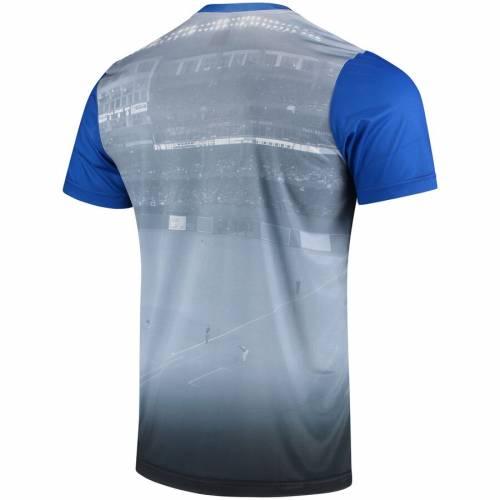FOCO トロント 青 ブルー Tシャツ 白 ホワイト 【 BLUE WHITE FOCO TORONTO JAYS OUTFIELD PHOTO TSHIRT ROYAL 】 メンズファッション トップス Tシャツ カットソー