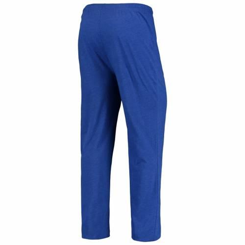 CONCEPTS SPORT ドジャース Tシャツ インナー 下着 ナイトウエア メンズ ナイト ルーム パジャマ 【 Los Angeles Dodgers Topic T-shirt And Pants Sleep Set - Heathered Gray/royal 】 Heathered Gray/royal