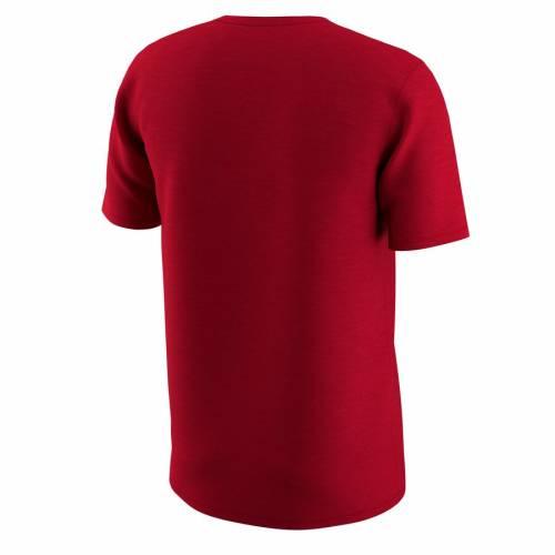 ナイキ NIKE カレッジ ローズ Tシャツ 赤 レッド メンズファッション トップス カットソー メンズ 【 Georgia Bulldogs College Football Playoff 2018 Rose Bowl Champions Locker Room T-shirt - Red 】 Red