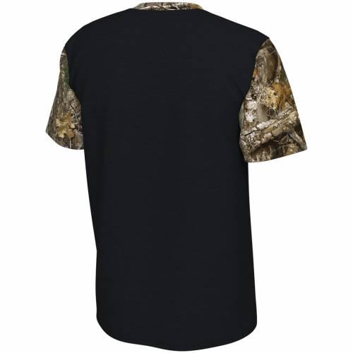 ナイキ NIKE レジェンド Tシャツ 【 LEGEND GEORGIA BULLDOGS REALTREE TSHIRT BLACK 】 メンズファッション トップス カットソー 送料無料