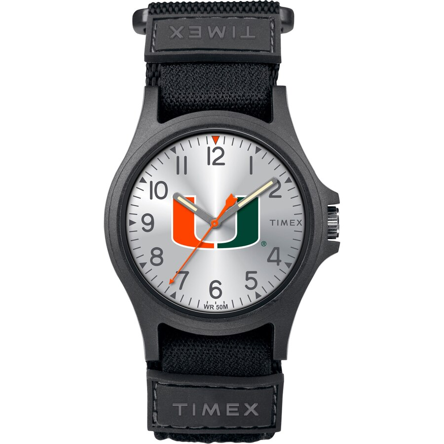 TIMEX タイメックス マイアミ ウォッチ 時計 【 WATCH TIMEX MIAMI HURRICANES PRIDE COLOR 】 腕時計 メンズ腕時計