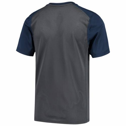 ナイキ NIKE ノース カロライナ 子供用 パフォーマンス Tシャツ 紺 ネイビー キッズ ベビー マタニティ トップス ジュニア 【 North Carolina Tar Heels Youth Miler Performance T-shirt - Navy 】 Navy
