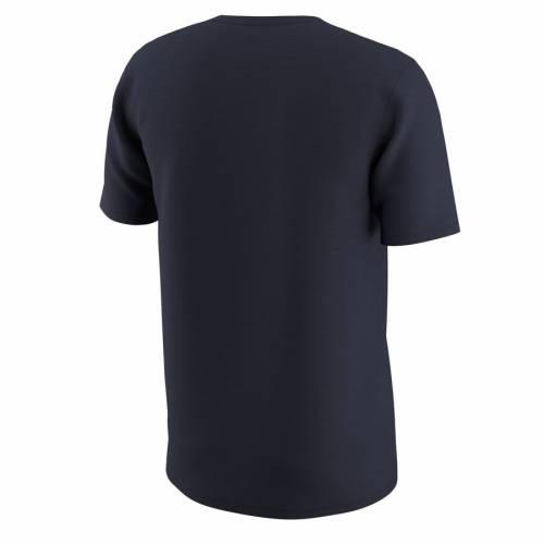 ナイキ NIKE クリーブランド インディアンズ Tシャツ 紺 ネイビー 【 NAVY NIKE CLEVELAND INDIANS 2018 POSTSEASON PLAYOFF HUNT LOCAL TSHIRT 】 メンズファッション トップス Tシャツ カットソー