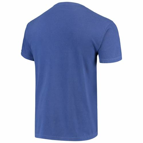 IMAGE ONE パンサーズ Tシャツ 【 PITT PANTHERS COMFORT COLORS ARCH TSHIRT ROYAL 】 メンズファッション トップス カットソー 送料無料