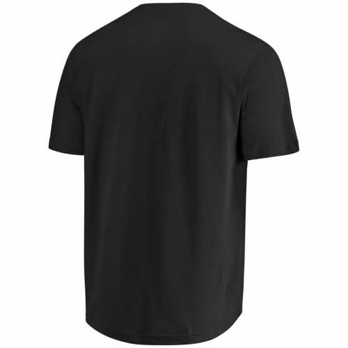 マジェスティック MAJESTIC マジェスティック カロライナ パンサーズ Tシャツ 黒 ブラック 【 BLACK MAJESTIC CAROLINA PANTHERS SAFETY BLITZ TSHIRT 】 メンズファッション トップス Tシャツ カットソー
