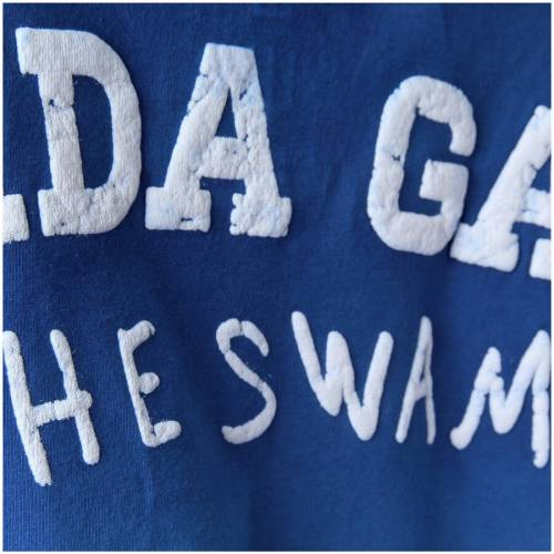 WES & WILLY フロリダ 男の子 女の子 子供用 スリーブ Tシャツ キッズ 小学生 ベビー マタニティ トップス ジュニア 【 Florida Gators Wes And Willy Girls Preschool Dip Dye Cheer Long Sleeve T-shirt - Royal 】