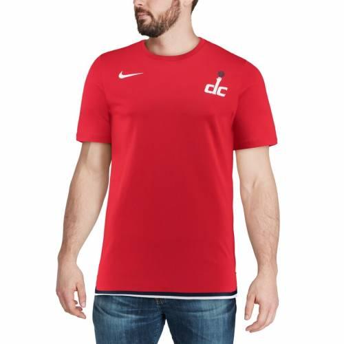 ナイキ NIKE ワシントン ウィザーズ Tシャツ 赤 レッド メンズファッション トップス カットソー メンズ 【 Washington Wizards Essential Uniform Dna T-shirt - Red 】 Red