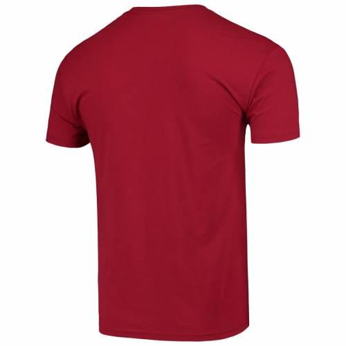 THE VICTORY スタンフォード 赤 カーディナル Tシャツ 2.0 【 STANFORD CARDINAL TOKYO DACHI TSHIRT 】 メンズファッション トップス カットソー 送料無料