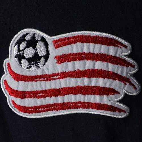 ミッチェル&ネス MITCHELL & NESS ビンテージ ヴィンテージ Tシャツ 青 ブルー メンズファッション トップス カットソー メンズ 【 New England Revolution Mitchell And Ness Overtime Win Vintage T-shirt - B