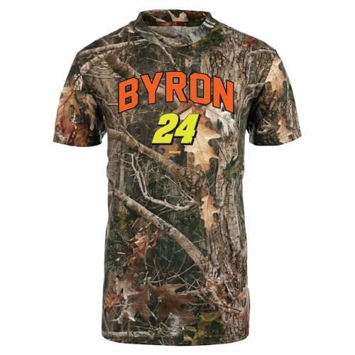 TRUETIMBER CAMO Tシャツ メンズファッション トップス カットソー メンズ 【 William Byron Truetimber T-shirt - Camo 】 Camo
