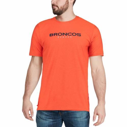 ナイキ NIKE デンバー ブロンコス サイドライン Tシャツ 橙 オレンジ メンズファッション トップス カットソー メンズ 【 Denver Broncos Sideline Player T-shirt - Orange 】 Orange
