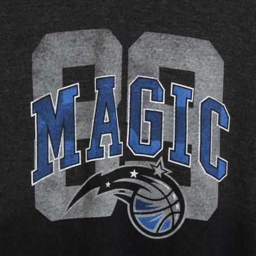 FISLL オーランド マジック Tシャツ 【 ORLANDO MAGIC DIP DYE TSHIRT HEATHERED CHARCOAL BLACK 】 メンズファッション トップス カットソー 送料無料