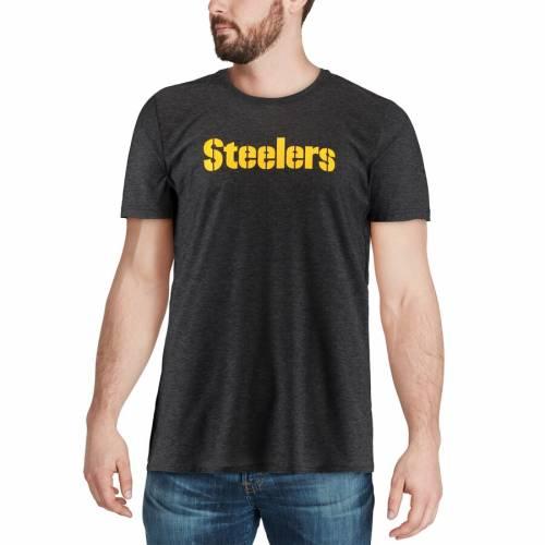 ナイキ NIKE ピッツバーグ スティーラーズ サイドライン Tシャツ 黒 ブラック メンズファッション トップス カットソー メンズ 【 Pittsburgh Steelers Sideline Player T-shirt - Black 】 Black