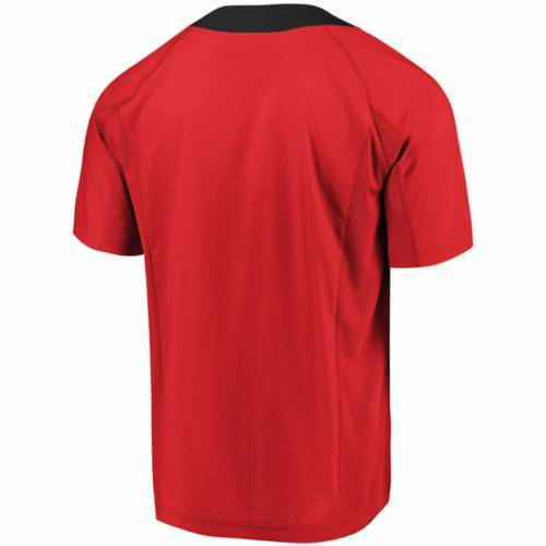 マジェスティック MAJESTIC シンシナティ レッズ クール Tシャツ 赤 レッド メンズファッション トップス カットソー メンズ 【 Cincinnati Reds Never Wanna Stop Cool Base T-shirt - Red 】 Red