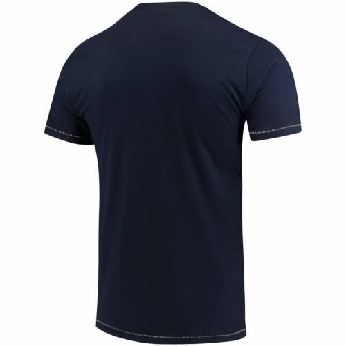 ミッチェル&ネス MITCHELL & NESS 赤 レッド ブルズ Tシャツ 紺 ネイビー メンズファッション トップス カットソー メンズ 【 New York Red Bulls Mitchell And Ness Tailored T-shirt - Navy 】 Navy