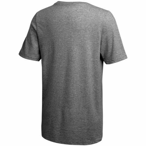 ニューエラ NEW ERA ジャイアンツ チーム Tシャツ 【 TEAM YORK GIANTS COMBINE SLOGAN LOCKUP TSHIRT HEATHERED GRAY 】 メンズファッション トップス カットソー 送料無料