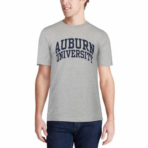 ALTA GRACIA タイガース Tシャツ 灰色 グレー グレイ メンズファッション トップス カットソー メンズ 【 Auburn Tigers (fair Trade) Arched Wordmark T-shirt - Heathered Gray 】 Heathered Gray