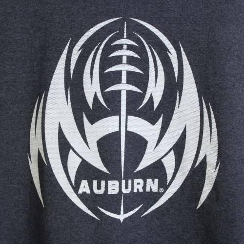 MV SPORT タイガース アイコン Tシャツ 紺 ネイビー メンズファッション トップス カットソー メンズ 【 Auburn Tigers Retro Icon T-shirt - Navy 】 Navy