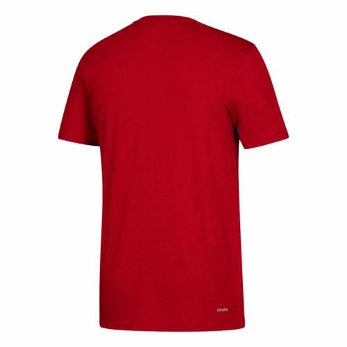 アディダス ADIDAS アトランタ Tシャツ 赤 レッド バッグ キャップ 帽子 メンズキャップ メンズ 【 Josef Martinez Atlanta United Fc Mls Record All-time Career Hat Tricks T-shirt - Red 】 Red